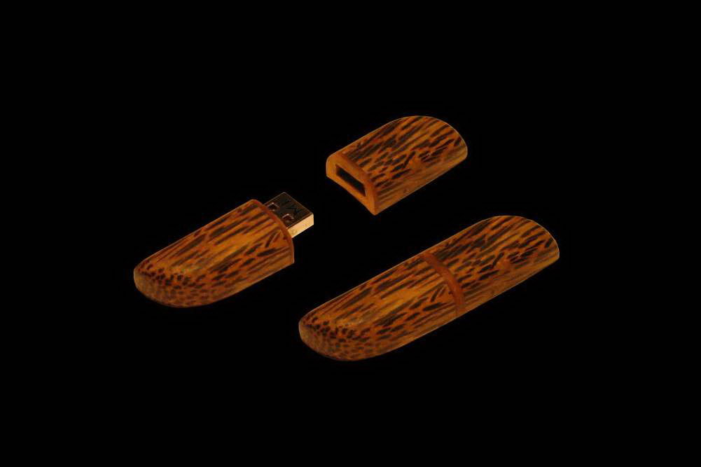 MJ - USB Flash Drive Wood Edition -  Buxus Wood